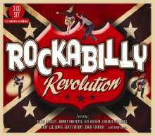 Rockabilly Revolution, 3 CDs