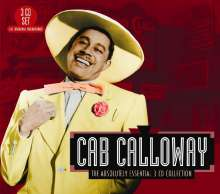 Cab Calloway (1907-1994): Absolutely Essential, 3 CDs