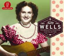 Kitty Wells: The Absolutely Essential 3 CD Collection, 3 CDs