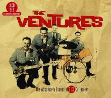 The Ventures: Absolutely Essential, 3 CDs