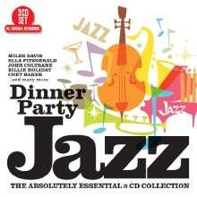 Dinner Party Jazz, 3 CDs