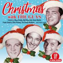 Christmas With The Guys, 3 CDs