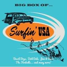 Big Box Of Surfin USA, 6 CDs