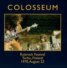 Colosseum: Ruisrock Festival August 1970, CD
