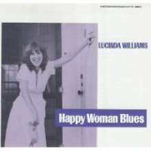 Lucinda Williams: Happy Woman Blues, CD