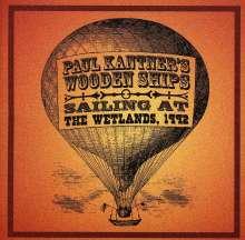 Paul Kantner (Jefferson Airplane/Starship): Sailing At The Wetlands 1992, 2 CDs