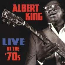 Albert King: Live In The 70's, CD