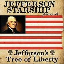 Jefferson Starship: Jefferson's Tree Of Liberty, CD