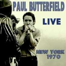 Paul Butterfield: Live In New York 1970, 2 CDs