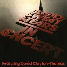Blood, Sweat & Tears: In Concert 1975, 2 CDs