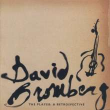 David Bromberg: The Player: A Retrospective, CD