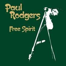 Paul Rodgers: Free Spirit: Live At The Royal Albert Hall, 1 CD und 1 DVD