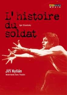 Nederlands Dans Theater:Histoire du Soldat, DVD