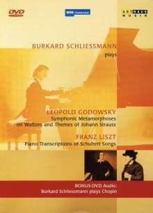 Leopold Godowsky (1870-1938): Klavierwerke, DVD