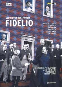 Ludwig van Beethoven (1770-1827): Fidelio op.72, DVD