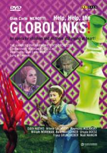 Gian-Carlo Menotti (1911-2007): Help,Help,the Globolinks!, DVD