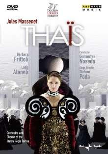 Jules Massenet (1842-1912): Thais, DVD