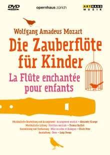 Mozart - Die Zauberflöte für Kinder, DVD
