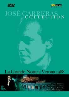 Jose Carreras Collection, DVD