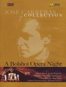 """Jose Carreras Collection """"A Bolshoi Opera Night"""", DVD"""