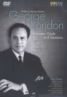 George London - Between Gods and Demons (Dokumentation), DVD