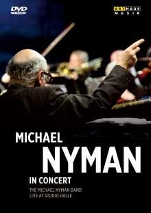 Michael Nyman (geb. 1944): Michael Nyman in Concert, DVD