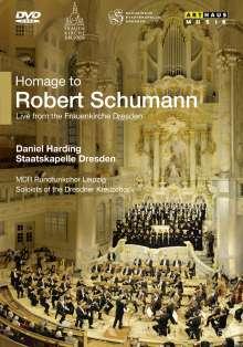 Staatskapelle Dresden - Homage to Robert Schumann, DVD