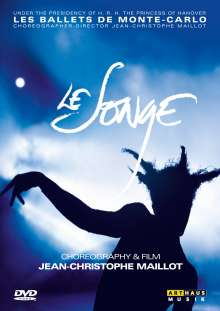Les Ballets De Monte-Carlo - Le Songe, DVD
