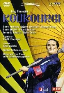 Luigi Cherubini (1760-1842): Koukourgi, DVD