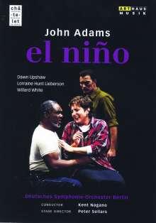 John Adams (geb. 1947): El Nino, DVD