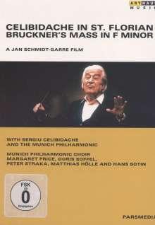 Sergiu Celibidache in St. Florian - Bruckners Messe Nr.3 f-moll, DVD