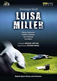Giuseppe Verdi (1813-1901): Luisa Miller, DVD