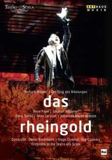 Richard Wagner (1813-1883): Das Rheingold, DVD