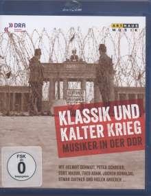 Klassik und kalter Krieg  - Musiker in der DDR, Blu-ray Disc