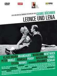 Leonce und Lena (Salzburger Festspiele 1975), DVD
