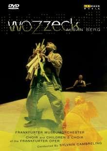Alban Berg (1885-1935): Wozzeck, DVD