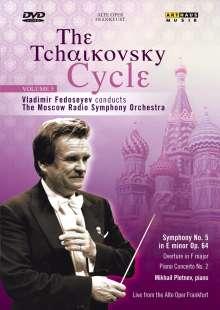 Vladimir Fedoseyev - The Tschaikowsky-Cycle Vol.5, DVD
