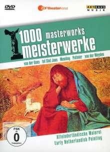 1000 Meisterwerke - Altniederländische Malerei, DVD