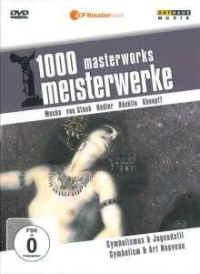 1000 Meisterwerke - Symbolismus und Jugendstil, DVD