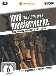1000 Meisterwerke - Peggy Guggenheim Collection, Venedig, DVD
