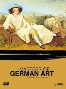 Arthaus Art Documentary: Masters of German Art, DVD