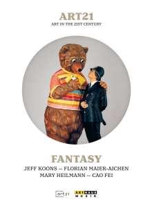 Art In The 21st Century - Fantasy, DVD