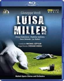 Giuseppe Verdi (1813-1901): Luisa Miller, Blu-ray Disc