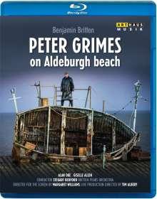 Benjamin Britten (1913-1976): Peter Grimes op.33, Blu-ray Disc