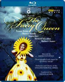 Henry Purcell (1659-1695): The Fairy Queen, Blu-ray Disc