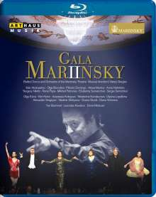 Mariinsky Theatre Orchestra - Gala Mariinsky, Blu-ray Disc
