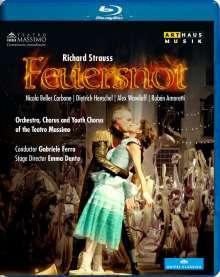 Richard Strauss (1864-1949): Feuersnot, Blu-ray Disc