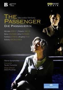 Mieczyslaw Weinberg (1919-1996): Die Passagierin op.97 (Oper 1967/68), 2 DVDs