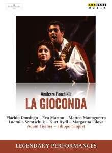 Amilcare Ponchielli (1834-1886): La Gioconda, DVD