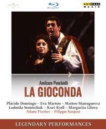 Amilcare Ponchielli (1834-1886): La Gioconda, Blu-ray Disc